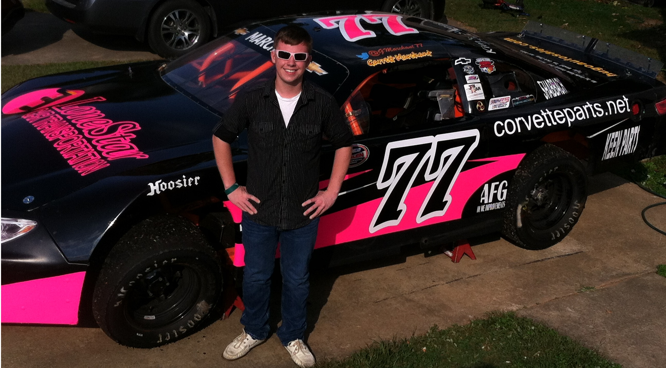 Marchant is Crazy about Pink - The Crittenden Automotive ...