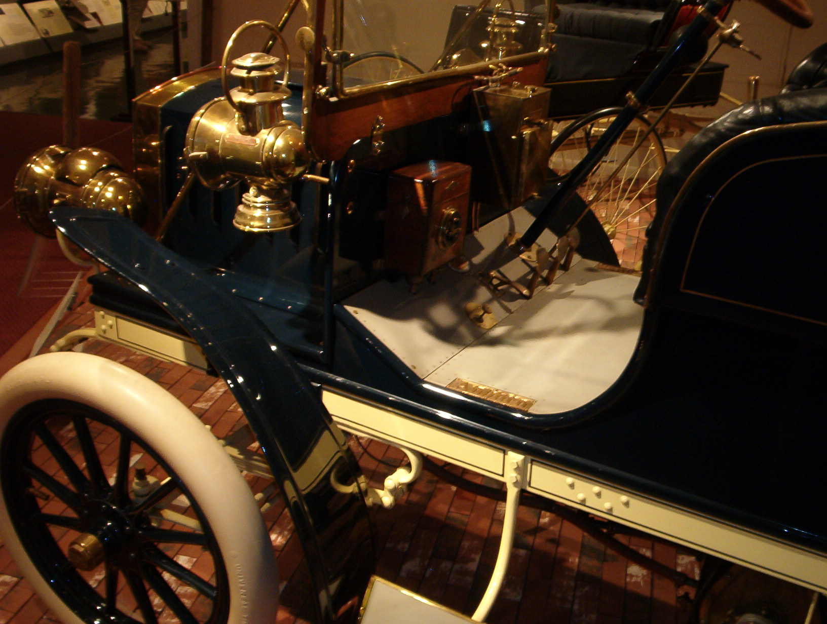 ANTIQUE AUTO MUSEUM AT HERSHEY IN HERSHEY | ANTIQUE AUTO MUSEUM AT