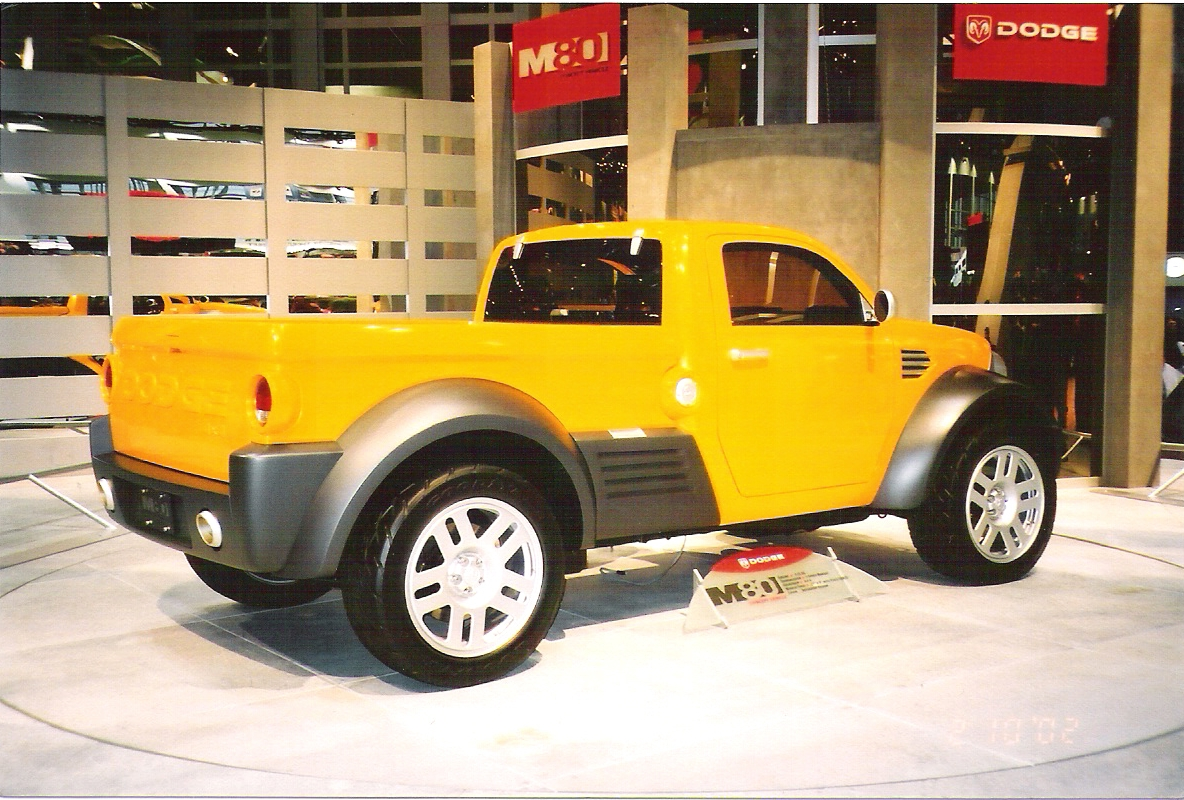 Dodge M80 - The Crittenden Automotive Library