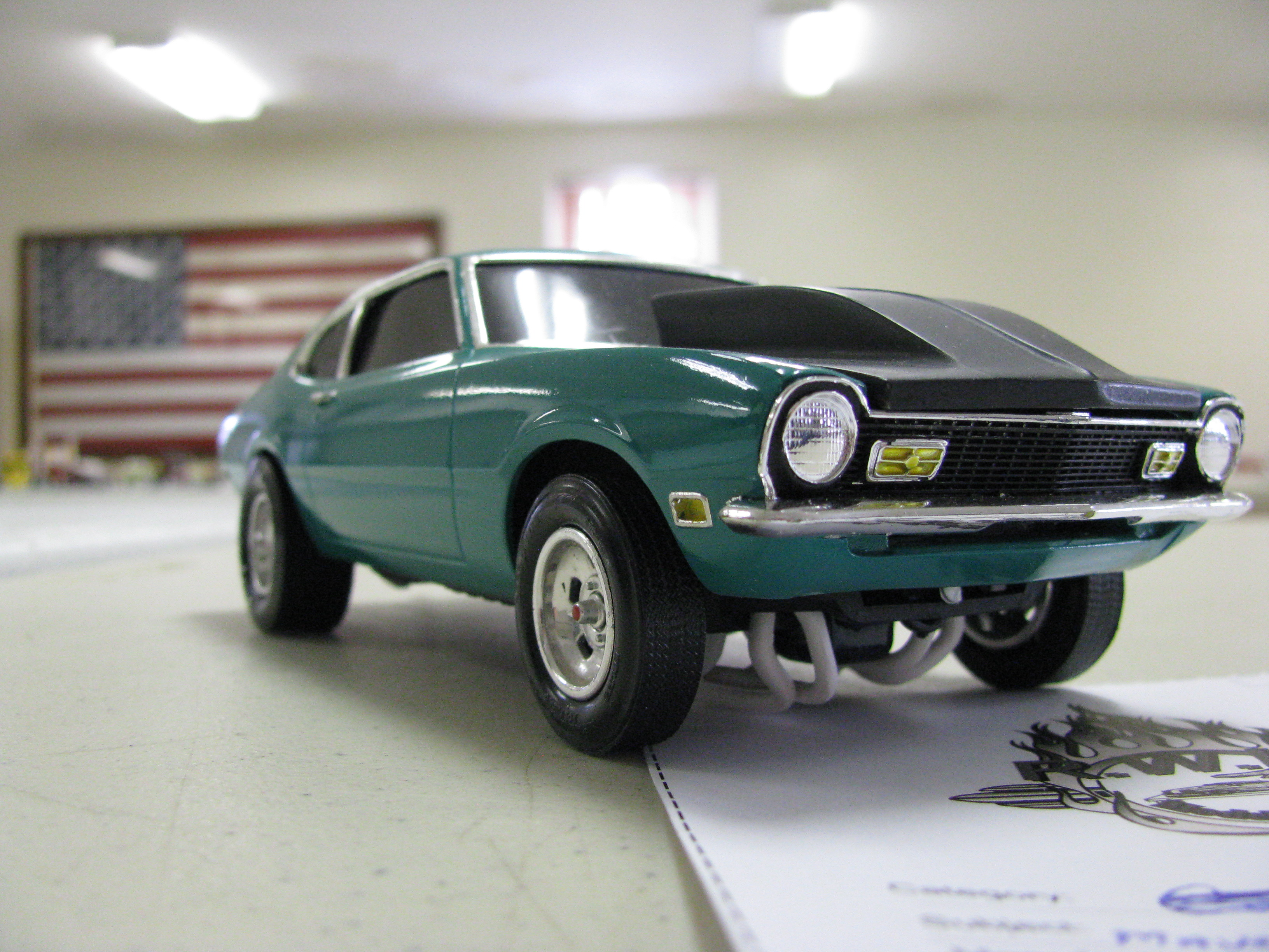 Ford Maverick - The Crittenden Automotive Library